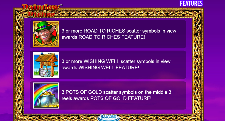 rainbow-riches-features
